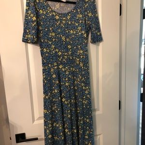 Lularoe Ana Dress Medium